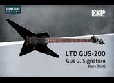 ESP LTD GUS-200 Gus G. Signature