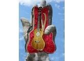 Luna Guitars tenor electroacoustique