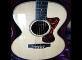 Guitare électro acoustique 12 cordes Art et Lutherie