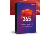 Magix Sound Forge Pro 365