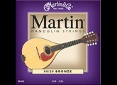 Martin & Co Mandoline 80/20 Bronze