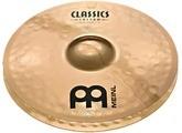 """Cymbales Hi-Hat MEINL - CC14MH-B - Classics Custom 14"""" Medium HiHat"""