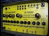 Achete Metasonix D-1000 Vacuum Tube Drum Machine