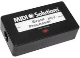MIDI Solutions Event Processor Plus Manual