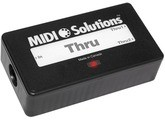 MIDI Solutions Thru Manual