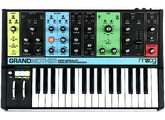 Echange Moog Grandmother + destacker + housse moog contre un couple DFAM et Mother 32