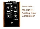 Moog Music MF-106TC Analog Time Compressor