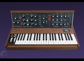 MINIMOOG PATCH BOOK LD