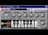 Muon Software Tau Bassline