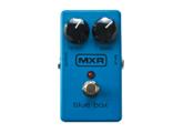 MXR Blue Box Script Logo Reissue