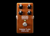MXR M84 Bass Fuzz Deluxe