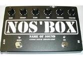 Nos'box custom pour du gros son !!