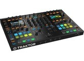 Vends Traktor S8 + Traktor Scratch Pro + Case