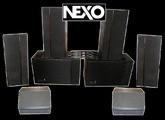 6 retours Nexo PC115 W+ proc.PC Pro w