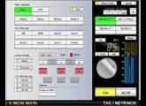 Monitoring Pro Tools Neyrinck V-Mon v2.0 + VMC-101