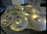 Vends cymbales