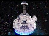No Name Star Wars Millennium Falcon Guitar