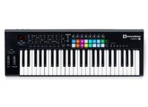 Vente Novation Novation Launchkey 49 Mk2 Clavier Maître Midi