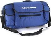 Novation sac de transport bleu doublé comme neuf.