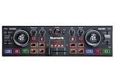 Numark DJ2GO2 / Contrôleur DJ compact avec carte son intégré, comme neuf.
