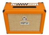 Vends ampli guitare à lampe  marque Orange AD30TC