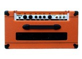 Orange rocker 30 combo + custom case