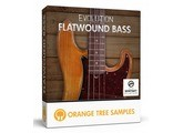 Orange Tree Samples Evolution Flatwound Bass