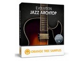 Orange Tree Samples Evolution Jazz Archtop