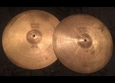 "Paiste 2002 Hi-Hat 14"" Black Label"