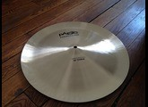 Paiste Formula 602 Modern Essentials  China 18""