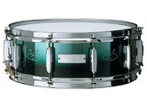 "vends caisse claire Pearl Morgan Rose Signature 14x5"" steel"