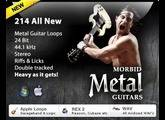 Platinum Loops Morbid Metal Guitars