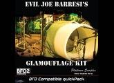 Platinum Samples Evil Joe Barresi's Glamouflage Kit QuickPack for BFD