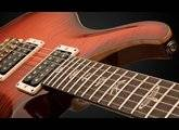 PRS Custom 24 - Violin Amber Sunburst