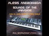 Pulsophonic Alesis Andromeda Sounds of the Universe