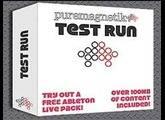 Puremagnetik Test Run