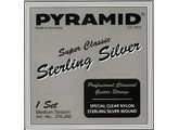 Pyramid Strings Sterling Silver