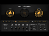 Reason Studios Processed Pianos Rack Extension