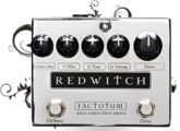 Red Witch Factotum overdrive  basse