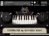 Rhythmic Robot Typewriter