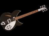 Rickenbacker 330/12 - Jetglo