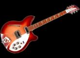 Guitare électrique RICKENBACKER 360 6 cordes