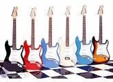 Rockwood Stratocaster