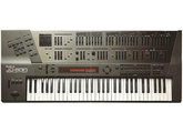 Test du Roland JD-800 par le mag Keyboards