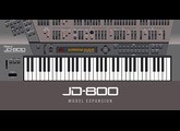 Roland JD-800 Model Expansion