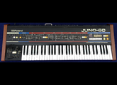 Synthé Story Roland Juno-60 par le mag Keyboards