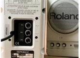 Roland MA12c powered monitors