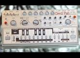 Devil Fish modèle unique customisé par Custom Synth