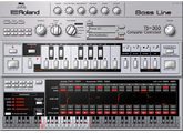 Roland TB-303 Software Bass Line