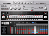 Roland TR-606 Software Rhythm Composer